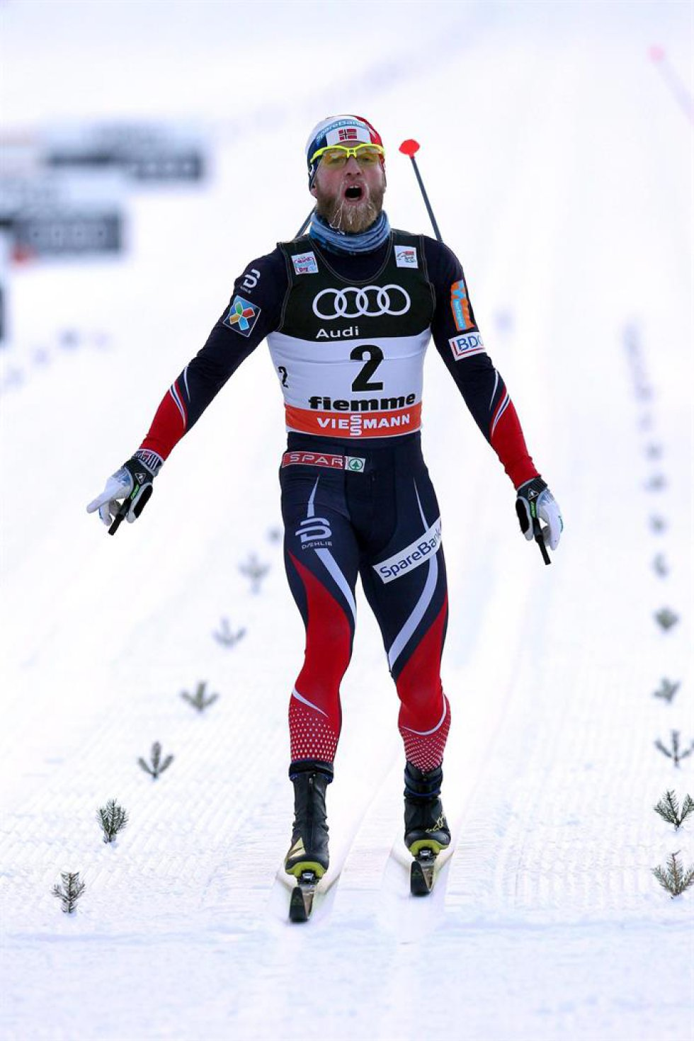 Los deportes de invierno se tomaron Europa con torneos en Suiza, Finlandia, Italia y Eslovenia