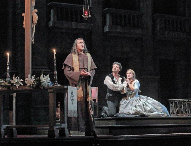 Opera en vivo proyectará el 21 de enero la historia del clásico de Shakespeare.