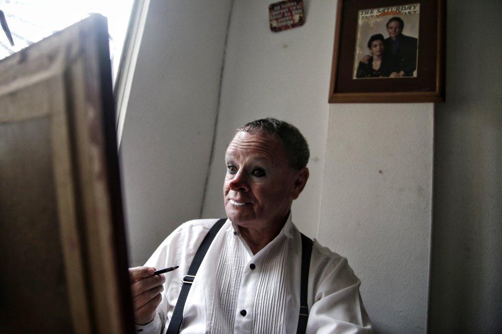 Alberto Noya, el hombre detrás de un personaje llamado Tuerquita.