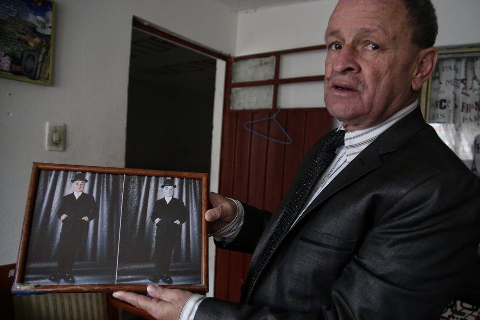 Alberto Noya, el hombre responsable de muchas sonrisas de los niños de algunas décadas atrás.