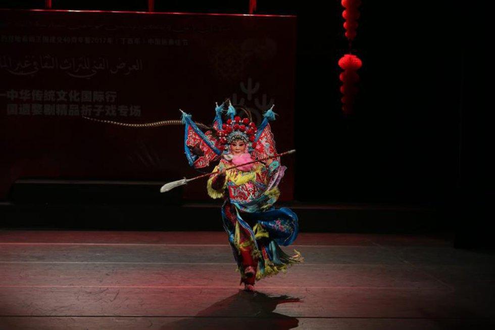 El año nievo chino es el evento más importante de las fiestas chinas.