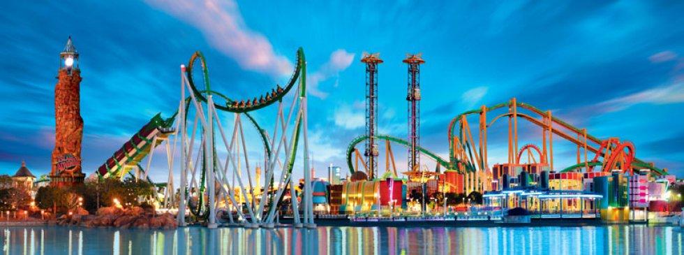 Universal's Islands of Adventure: ubicado en Orlando, Florida.