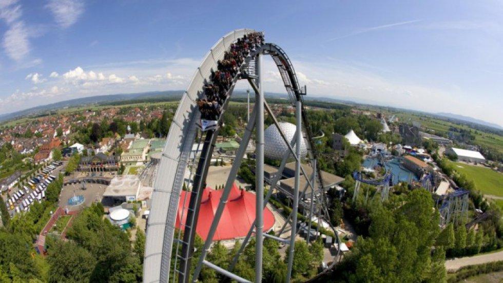 Europa Park: ubicado en Rust, Alemania, es el parque de diversiones más grande de Europa