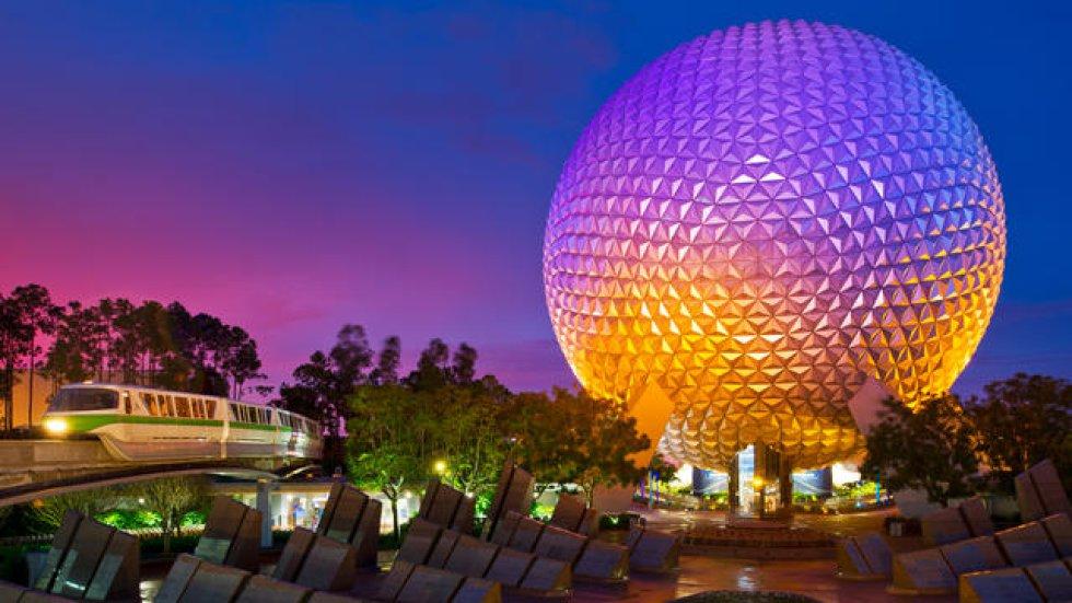 Epcot, ubicado en Orlando, Florida: aquí puede conocer las costumbres de diferentes partes del mundo.