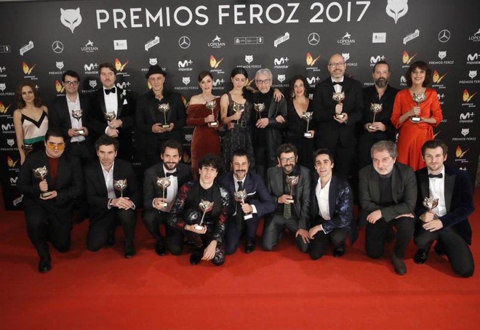 Está ceremonia se realiza desde el 2014, como antesala a los Premio Goya.