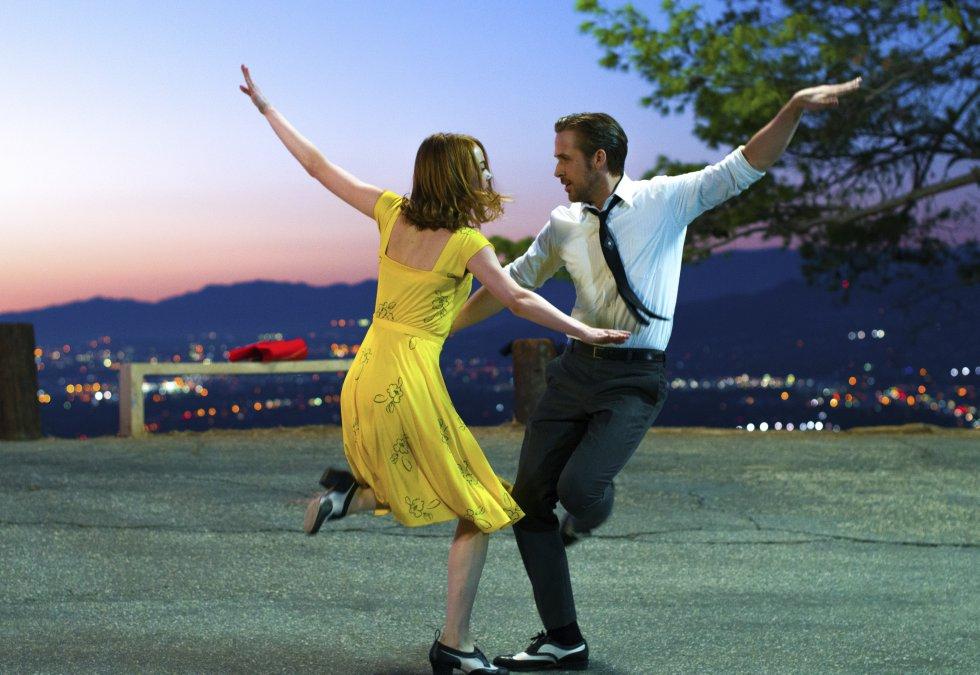 """""""La La Land"""" película con más nominaciones."""
