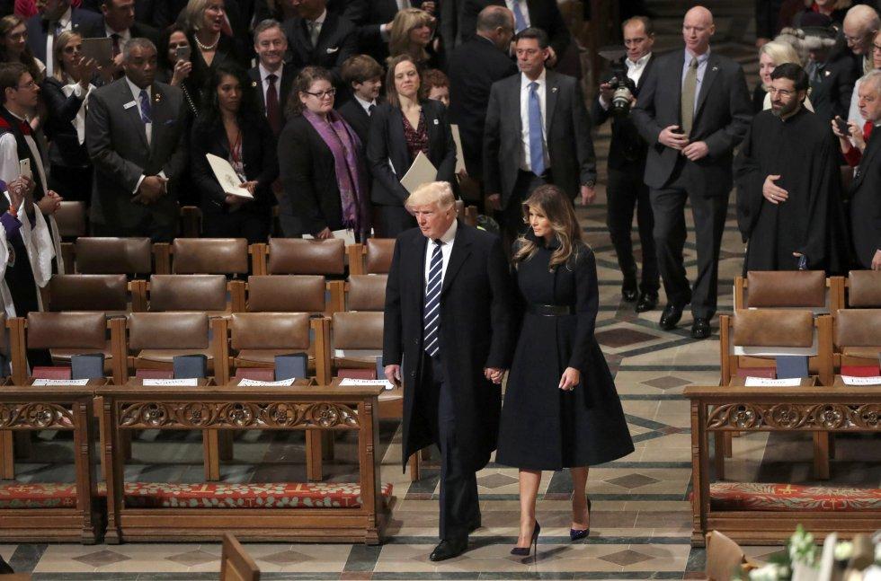Melania Trump es una exmodelo de Eslovenia.