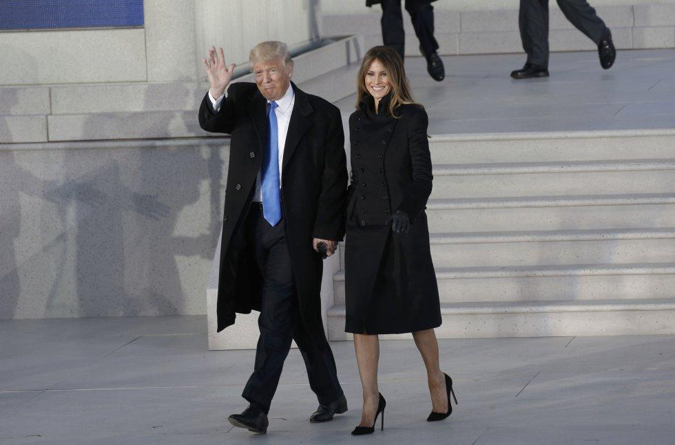 Melania y Donald se casaron el 22 de enero de 2005.