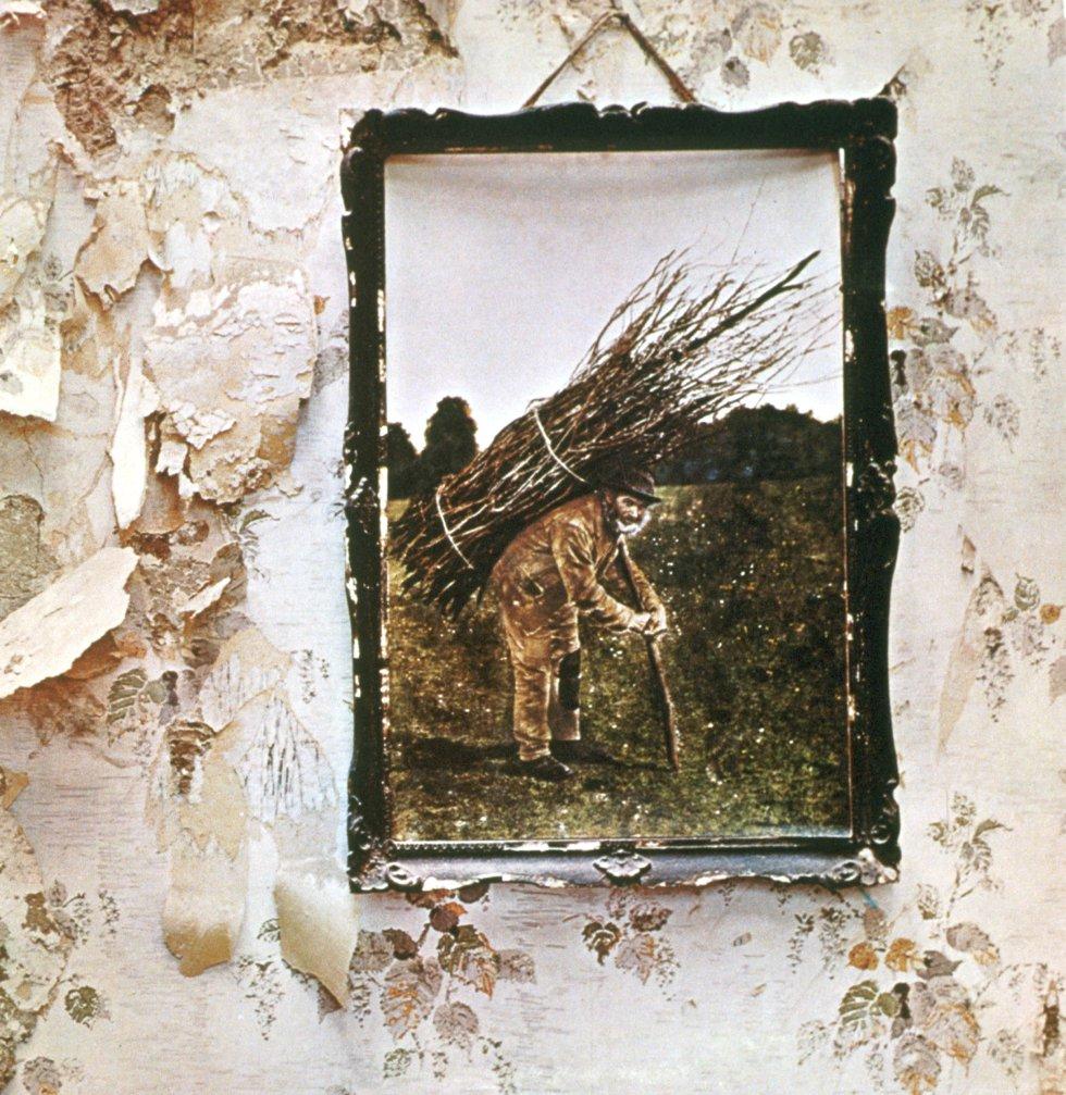 La banda de Jimmy Page y Robert Plant con su cuarta producción (Led Zeppelin lV) vendieron 37 millones de copias a nivel mundial. Publicado en 1971.