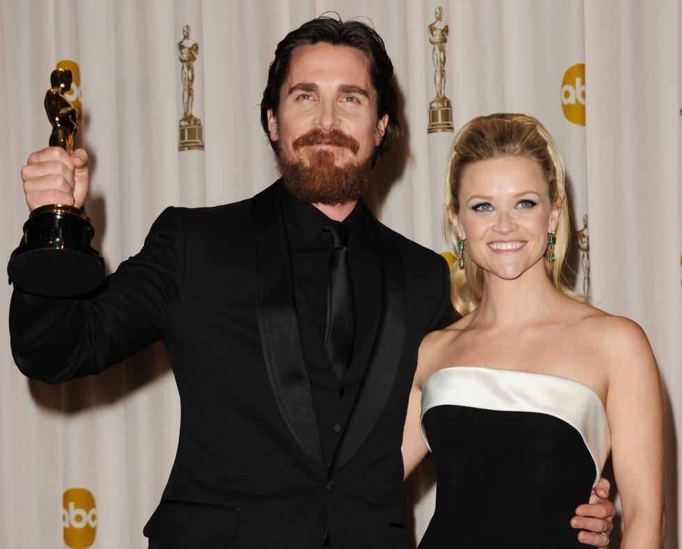 """Con esta cinta Bale obtuvo el Óscar por """"Mejor Actor de Reparto"""". """"El Luchador"""" es una película de boxeo estrenada en 2010."""