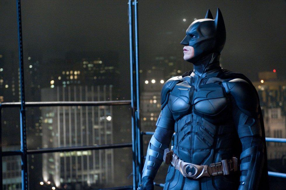 """La trilogía del """"Caballero de la Noche"""" dejó a Bale en un punto muy alto. Muchos consideran que es una de las mejores interpretaciones de Batman en la historia."""