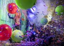 "[Fotos] Una explosión psicodélica con ""The Flaming Lips"""