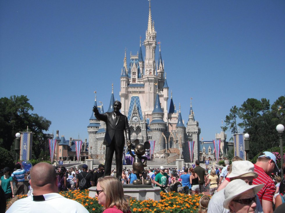 Fue el primer parque temático en construirse en Walt Disney World Resort en 1971. Está Ubicado en el Walt Disney World Resort en Buena Vista Lake, Florida(EEUU).
