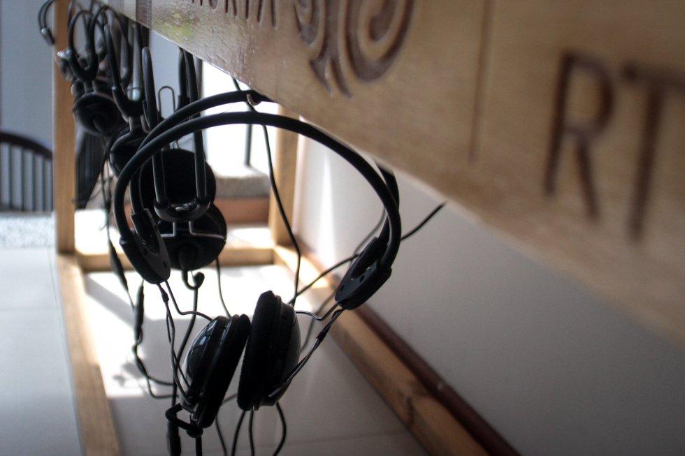 La evolución de los objetos y la radio, encargada de informar y sobre todo de servir de memoria para las generaciones futuras.