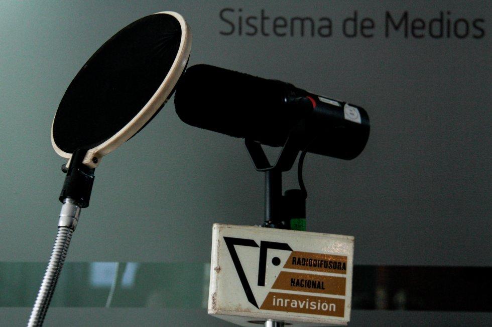 ¿Qué momento clave de la história de Colombia recuerda haber conocido a través de la radio?