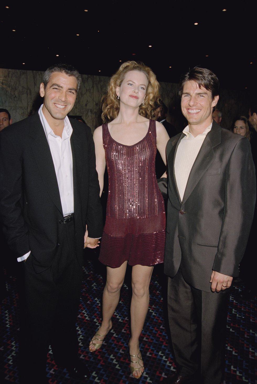 En el año 2004 obtuvo una nominación a los Globos de oro por Birth.