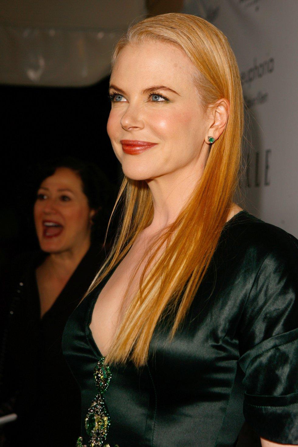 En 2012 coprotagonizó The Paperboy, película en la que la mayor parte de los elogios fueron para Nicole.
