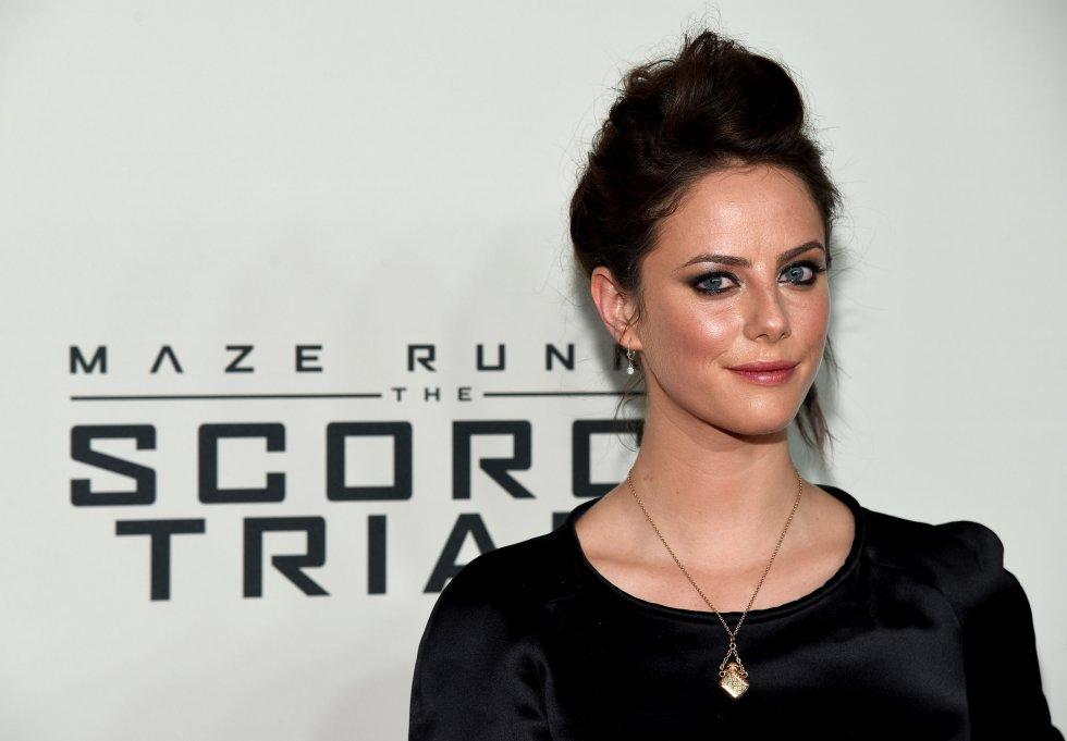 Kaya Scodelario es una actriz británica. Ha interpretado papeles en la serie de Skins y en la película The Maze Runner.
