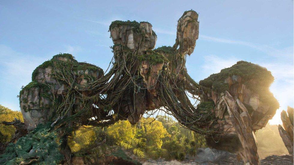 """""""Pandora: The World of Avatar"""" también contará con un comedor, el Satu'li Canteen y una tienda de regalos, llamada Windtraders."""