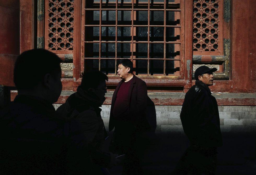 La Ciudad Prohibida, o Museo Palaciego, se encuentra en Pekín.