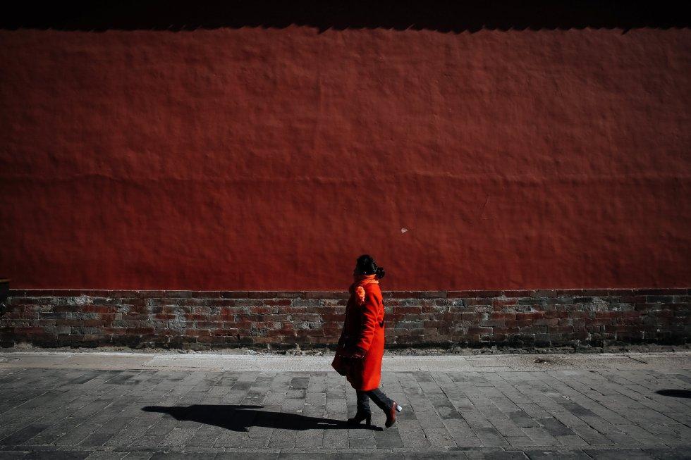 La Ciudad Prohibida fue diseñada para ser el centro de la antigua ciudad amurallada de Pekín.