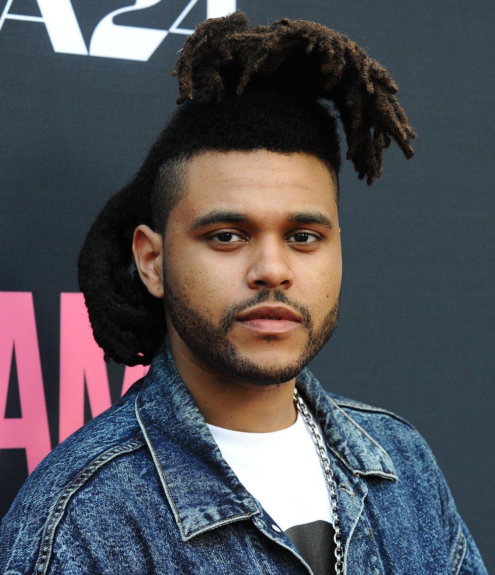 The Weeknd su nombre real es Abęl Makkonen Tesfaye nació en Canadá en 16 de febrero de 1990.