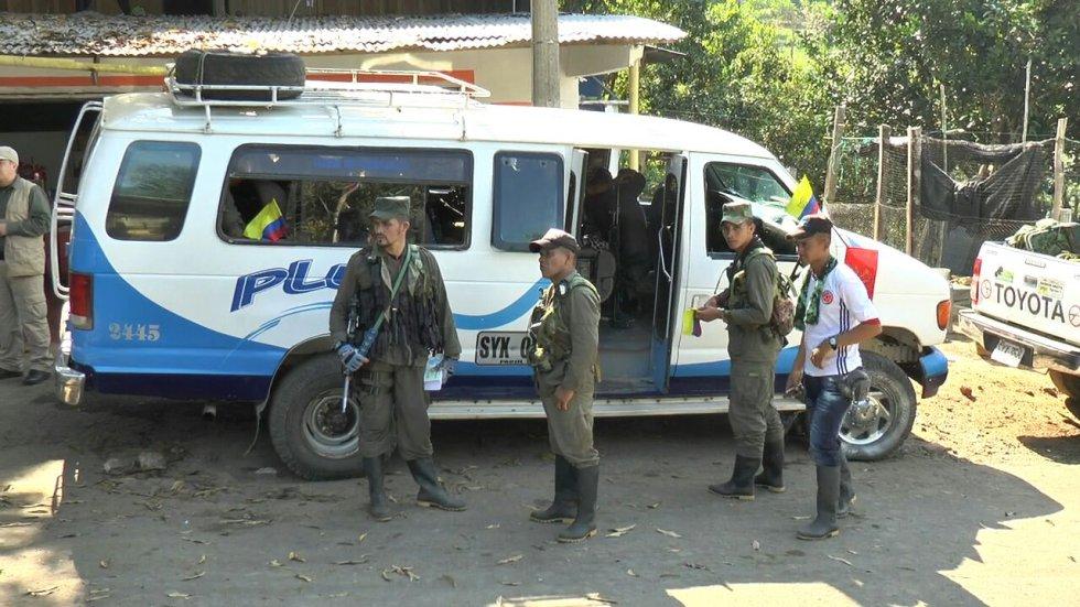 Hay guerrilleros del Frente Oswaldo Patiño o Tercero de las Farc, también del 15 y el 14, que sufrió un duro golpe con la disidencia en los últimos dos meses de 30 de sus hombres armados.