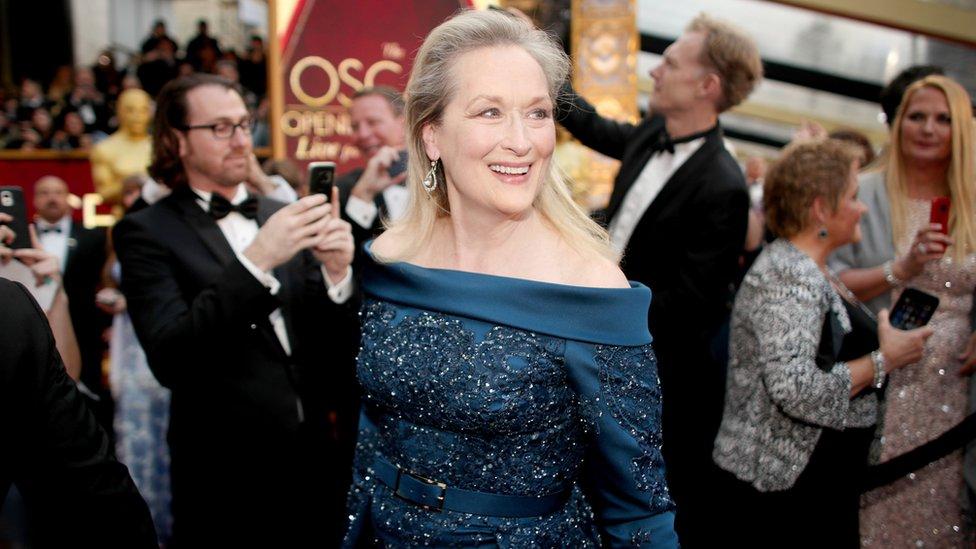 Meryl Streep logró su nominación número 20 a los premios de la Academia, la actriz con más candidaturas de la historia. En esta ocasión compite a mejor actriz por su cinta 'Florence Foster Jenkins'