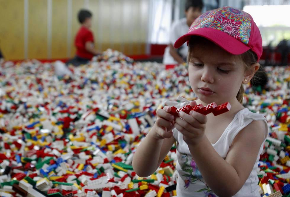 Cerca de un millón de piezas harán parte del Lego Fun Fest en Medellín.