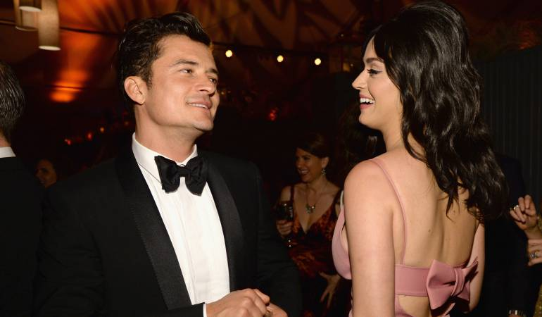 Katy Perry y Orlando Bloom terminan su noviazgo: Katy Perry y Orlando Bloom anuncian el final de su relación