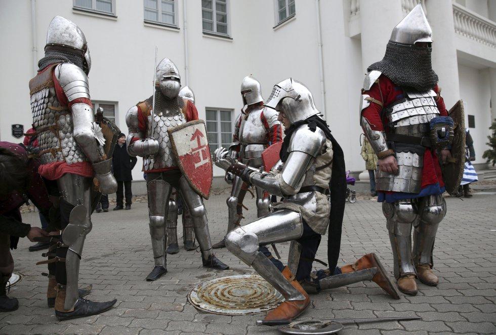 El festival conmemora la formación de la primera comunidad de Minsk hace 950 años.
