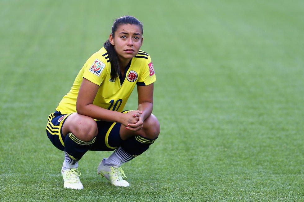 Yoreli Rincón: La principal referente y símbolo de la Selección Colombia Femenina que ha hecho historia en el fútbol mundial. Estuvo en todas las categorías del combinado nacional y ha disputados dos Mundiales de mayores femeninos.
