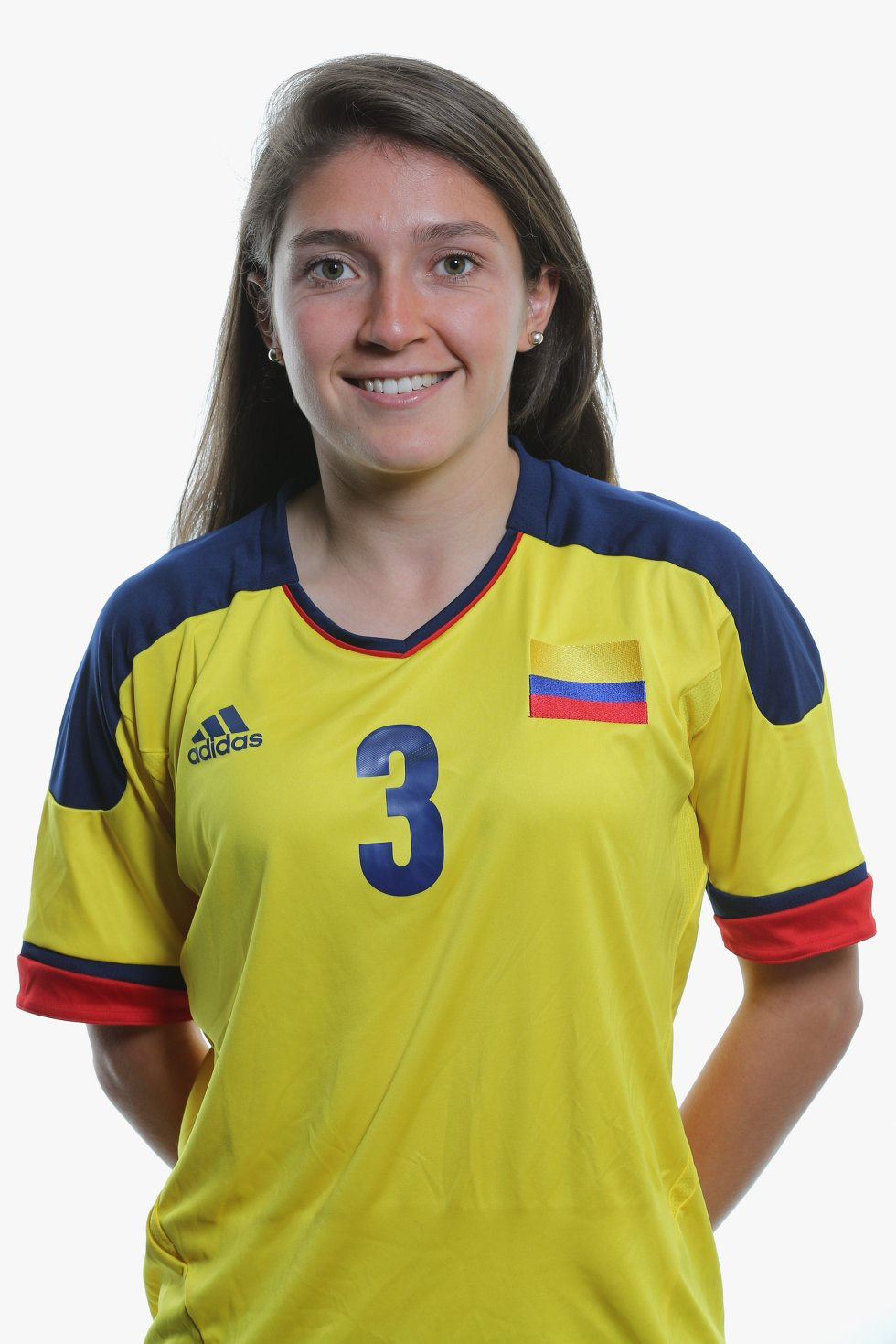 Natalia Gaitán: Capitana de la Selección Colombia Femenina y actual jugadora del Valencia de España. Este año fue nominada al once ideal de la FIFPro.