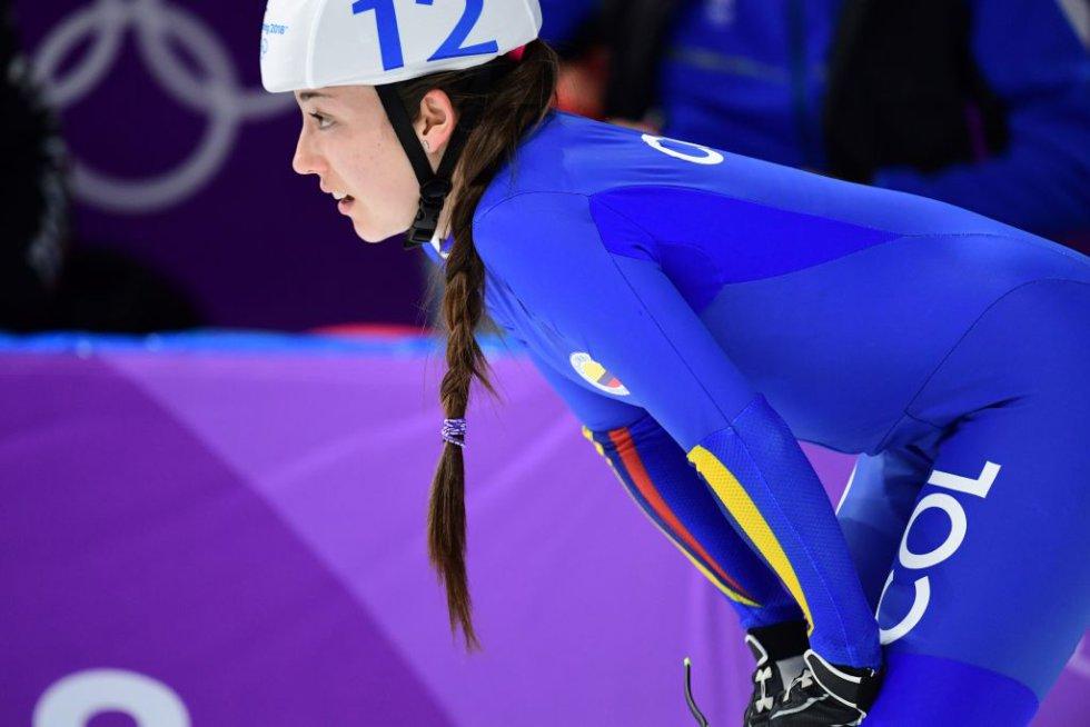 Laura Gómez: Patinadora sobre hielo, es la primera mujer en clasificar a unos Juegos Olímpicos de Invierno. Tiene la mayoría de récords nacionales en la modalidad.