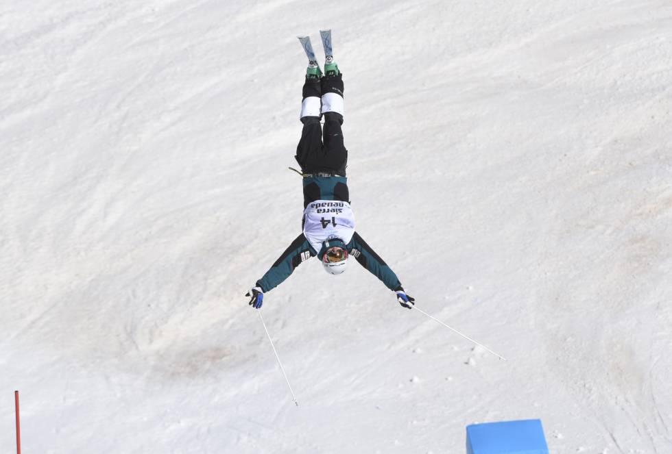 Casi ochocientos deportistas de 50 países competirán en la estación que corona el Pico Veleta (3.395 metros).