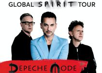 Depeche Mode confirma su regreso a Colombia