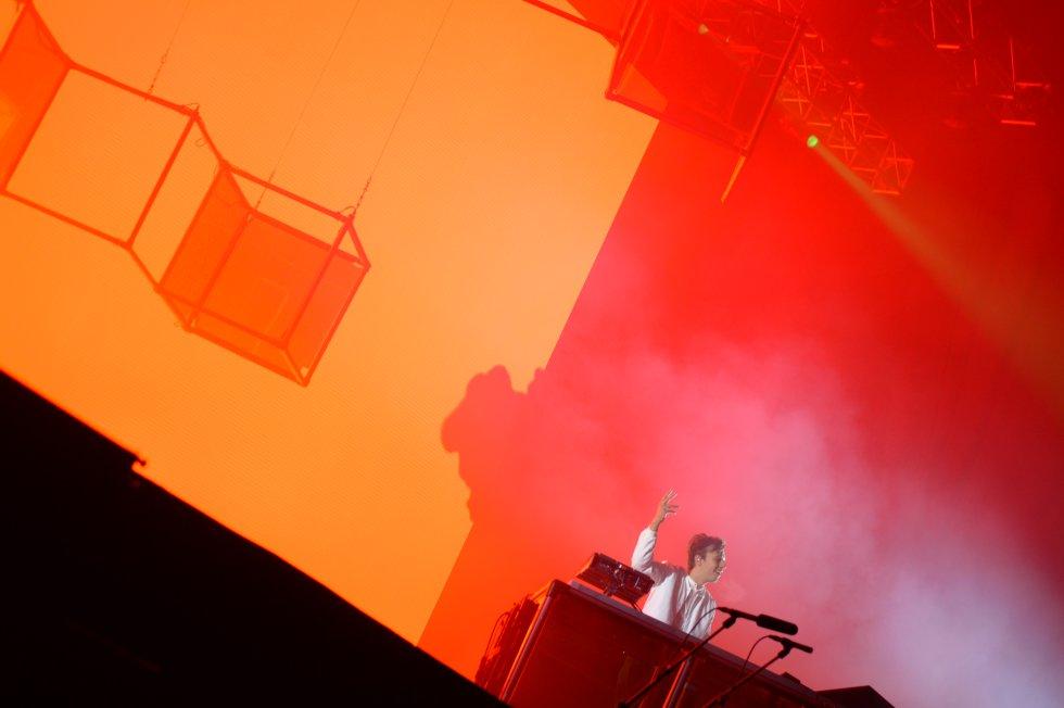 El Estéreo Picnic permite que los asistentes al evento disfruten de grandes artistas nacionales e internacionales.