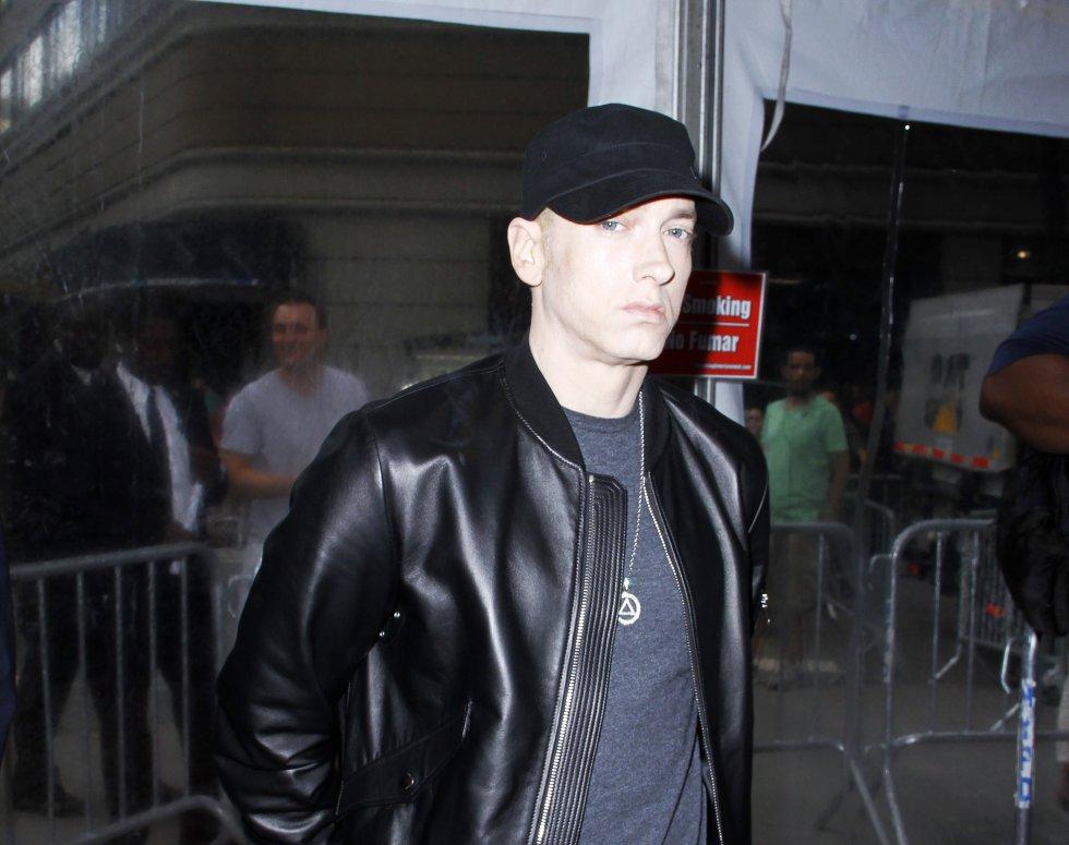 Hailie Scott hija del rapero Eminem y su ex esposa, Kimberly Anne Scott.