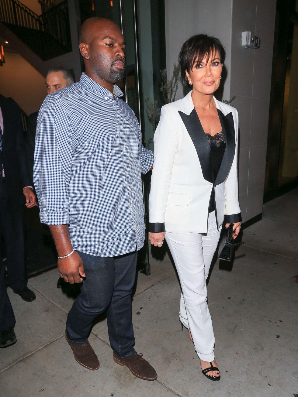 La matriarca del clan Kardashian habría tomado la decisión de concluir su relación para focalizar toda su atención en su famosa familia y en el programa de telerrealidad que les catapultó a todos a la fama