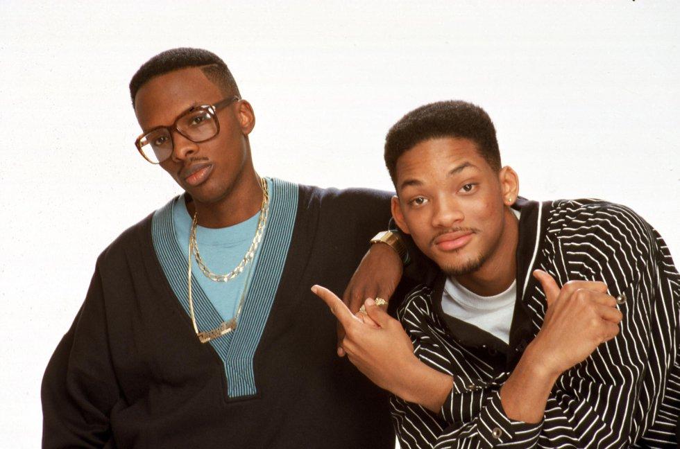 En 1980 saltó a la fama con el protagónico en el 'Príncipe del Rap' serie que se transmitió durante más de una década.