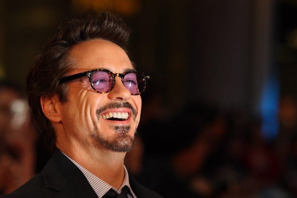 Robert John Downey Jr. nació el 4 de abril de 1965 en Nueva York, Estados Unidos.