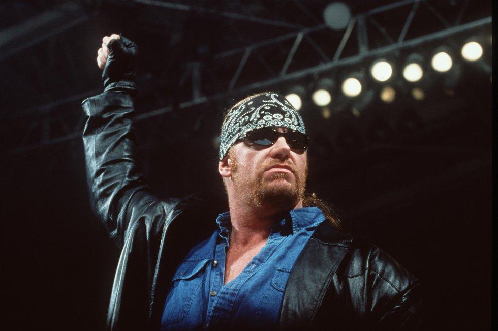 """Mark William Calaway, más conocido como """"The Undertaker"""" nació el 24 de marzo de 1965 en Houston, Texas."""