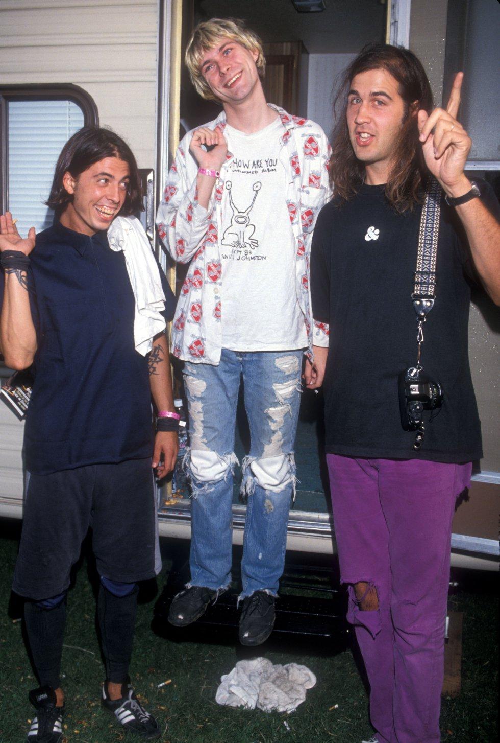 Kurt Donald Cobain nació en Aberdeen, Washington, 20 de febrero de 1967.