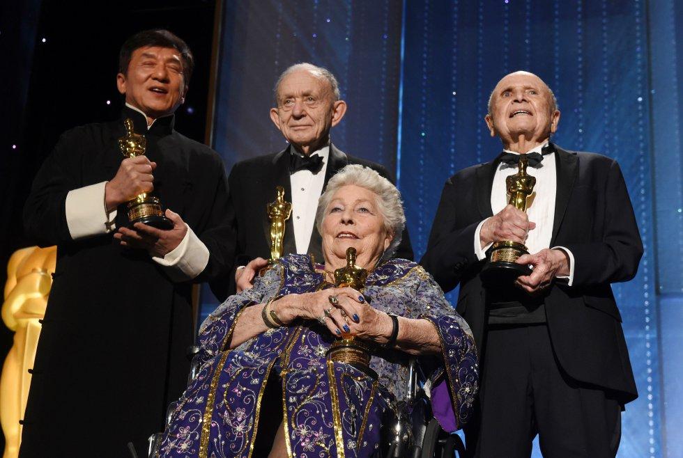 """En 2016, recibió un premio """"Óscar honorífico"""" por una brillante carrera en el mundo actoral. """"No me lo creo, realmente este es un sueño"""" afirmó el actor al recibir el galardón."""