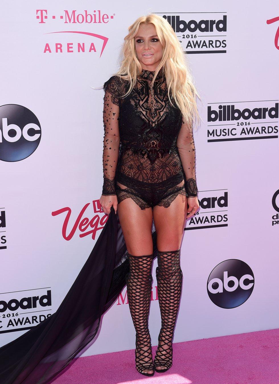 2016 Billboard Music Awards.