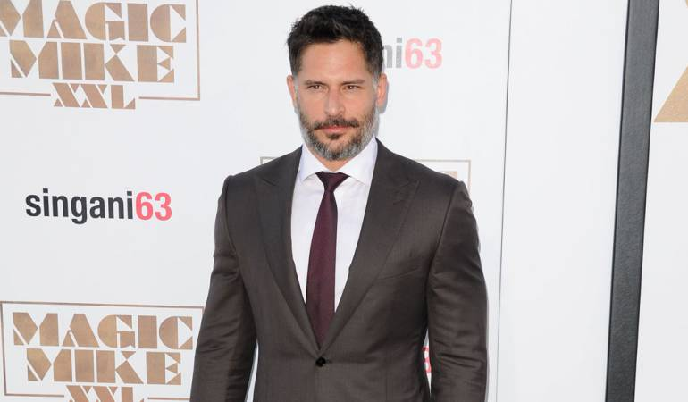 Joe Manganiello actual esposo de Sofía Vergara.