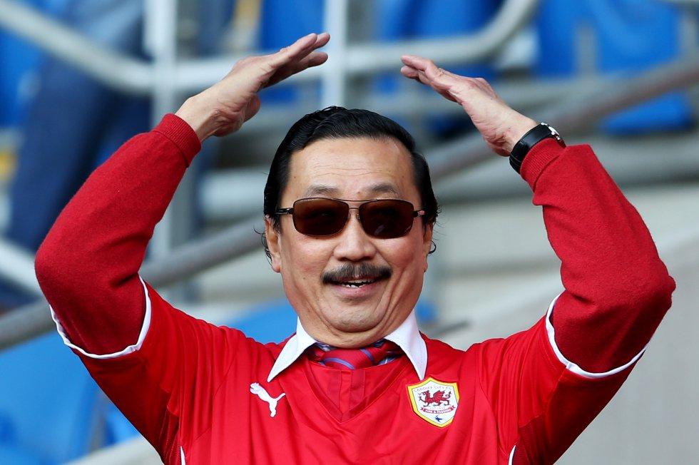 Vincent Tan, inversionista de Malasia, adquirió al Cardiff City, de Gales, en el 2010. A pesar del impulso económico, el equipo que juega en la liga inglesa no se ha podido estabilizar a nivel deportivo.