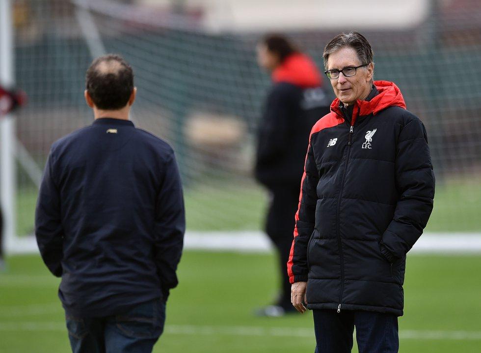 Desde el 2010, Fenway Sports Group compró al Liverpool. Actualmente, Tom Wener es su presidente.