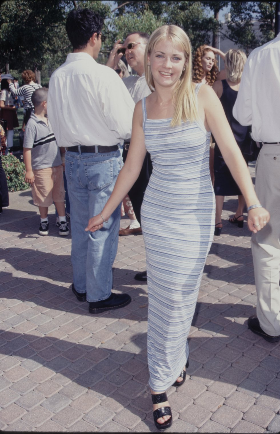 """En 1998 actuó en la película """"Ya no puedo esperar""""."""