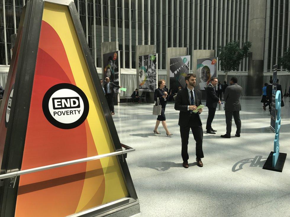Caracol Radio informa desde la sede del Banco Mundial en EE.UU.